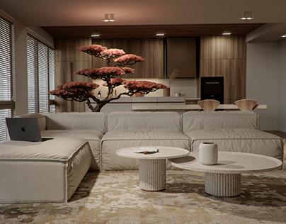 A Place to Quarantine   Interior Design and CGI