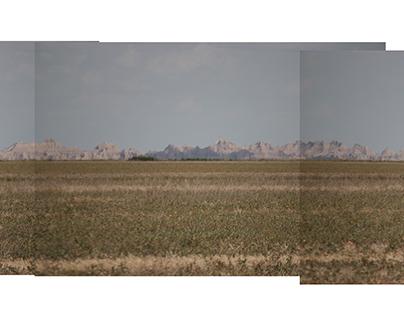 In progress - South Dakota landscape studies.