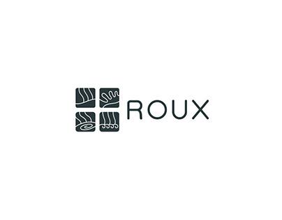 ROUX - Brand Identity Design