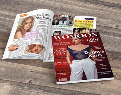 Womoon Kadın Dergisi