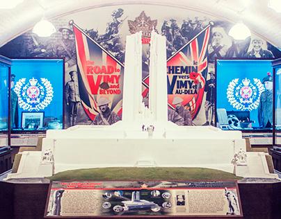 Army Museum Halifax Citadel Exhibition