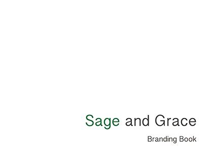 Sage and Grace Visual Branding