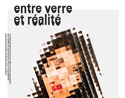 Entre Rêve et Réalité — Glassmakers  Campaign
