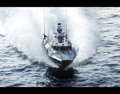 Boat «RAPTOR»