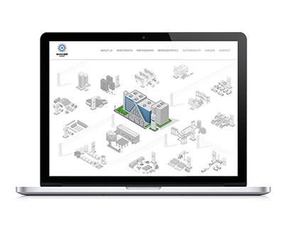 Manaseer Group | Website Design & Development