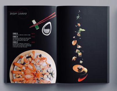 Wok House Sushi Menu