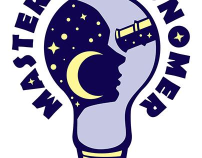 Master Astronomer Logo, National Park Service