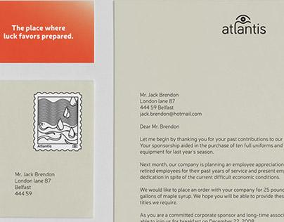 Atlantis / Visual identity