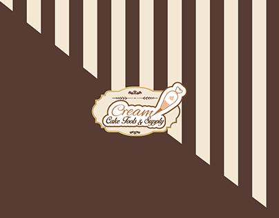 Cream Cake Tools & Supply Logo