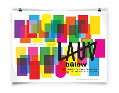LAUV Poster