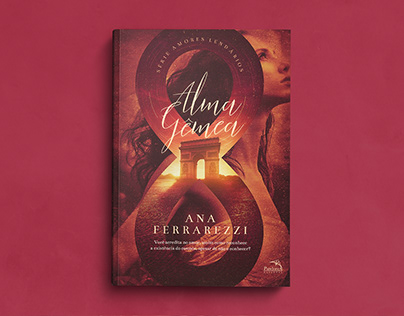 Alma Gêmea • Book Cover
