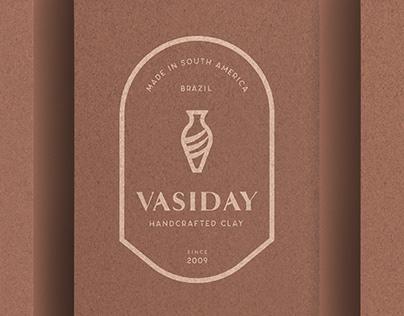 Vasiday l Logotype