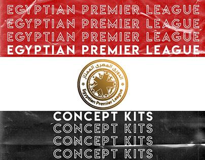 kits Egyptian League Teams