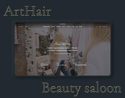 Beauty salon ArtHair