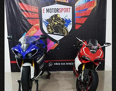 E Motor Sport   Simon Designs