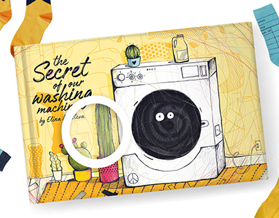 The secret of our washing machine | Children's book