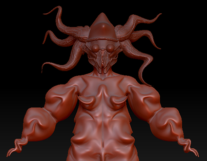 Messing with ZBrush