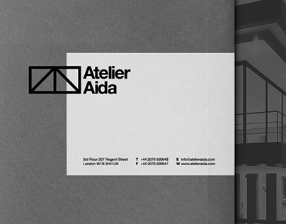 Atelier Aida |Branding