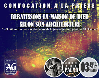 Convocation A La Priere