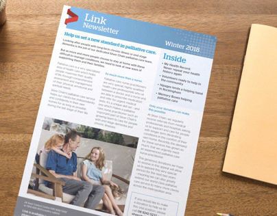 LINK Newsletter - Winter 2018