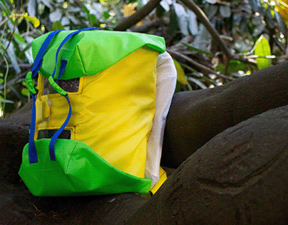 SAPLING PACK | Child's Camping Backpack