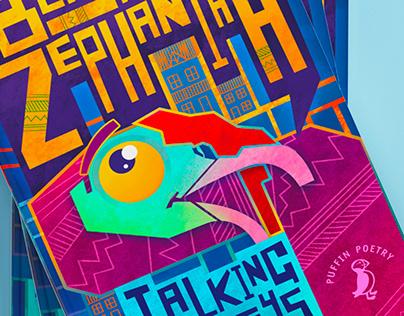 Talking Turkeys Cover - Penguin Student Design Awards