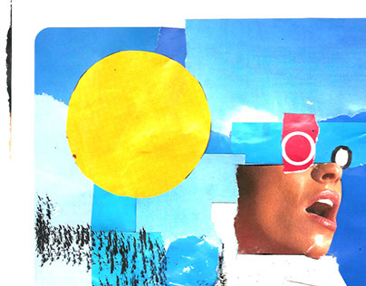 Analog Collages