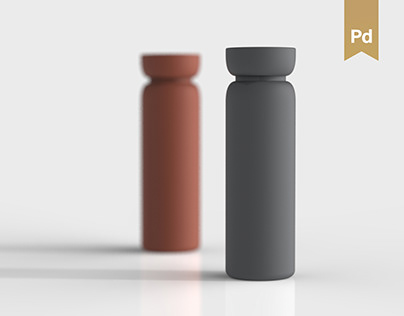 MIRU: Salt and Pepper Mill