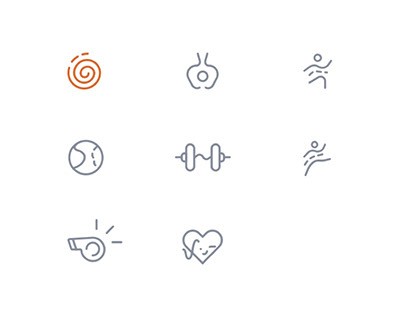 Iconography for Gympik