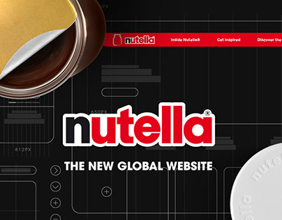 Nutella Global Website 2020
