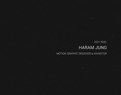 2021 Haram Jung Reel