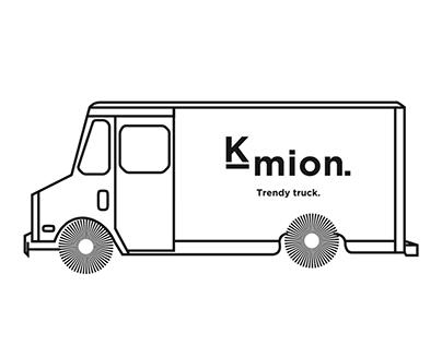 Kmion / Visual Identity / Fashion Truck