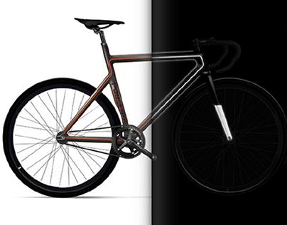 Santafixie Poblenou_Fixed speed bike design