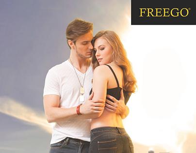 Freego for Natasha catalog SS2015