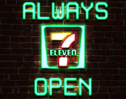 7-Eleven Illustration