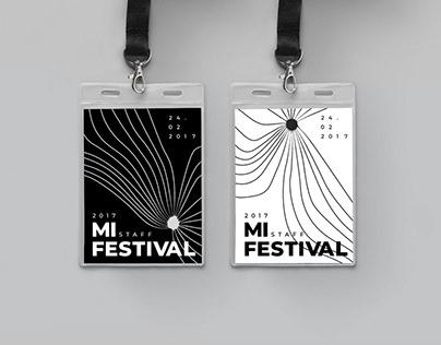Mi Festival Branding