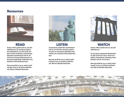 Website   Reformanda Initiative