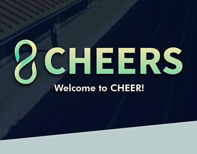 Cheer App Design