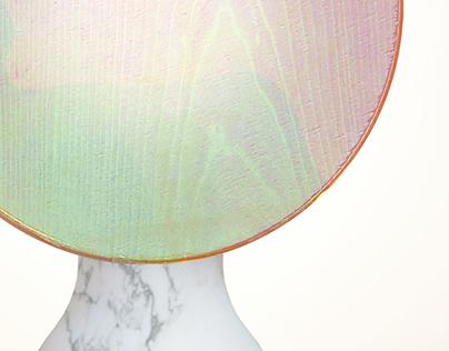 Kirstian Dager table lamp