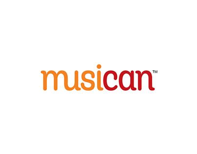 Musican Branding and Website