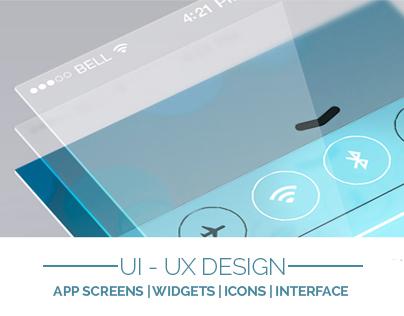 UI - UX Designs