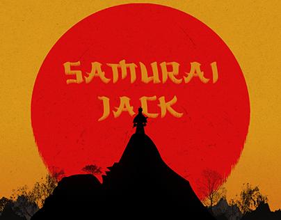 Samurai Jack (Fan Art)