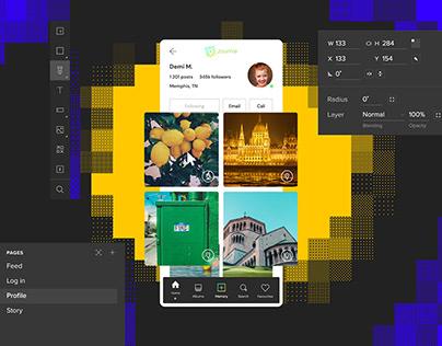 UXPin Promo 2020 (Motion Design)
