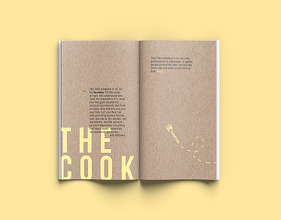 The Cook, The Artist & The Traveler