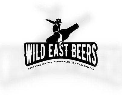 Logo Wild East Beers - craft beers distributor
