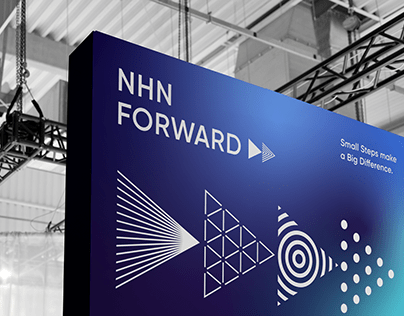 2019 NHN FORWARD Tech Conference Branding