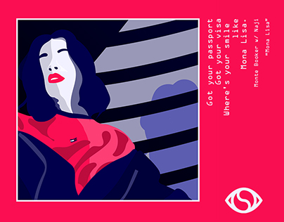 Mona Lisa (Soulection Tribute Art)