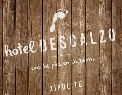 Hotel Descalzo, Zipolite, Oaxaca