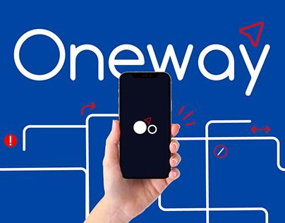 One Way - Bike App