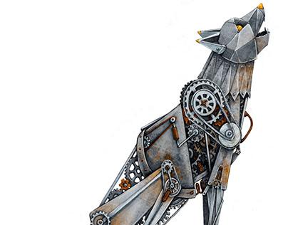 The Iron wolf